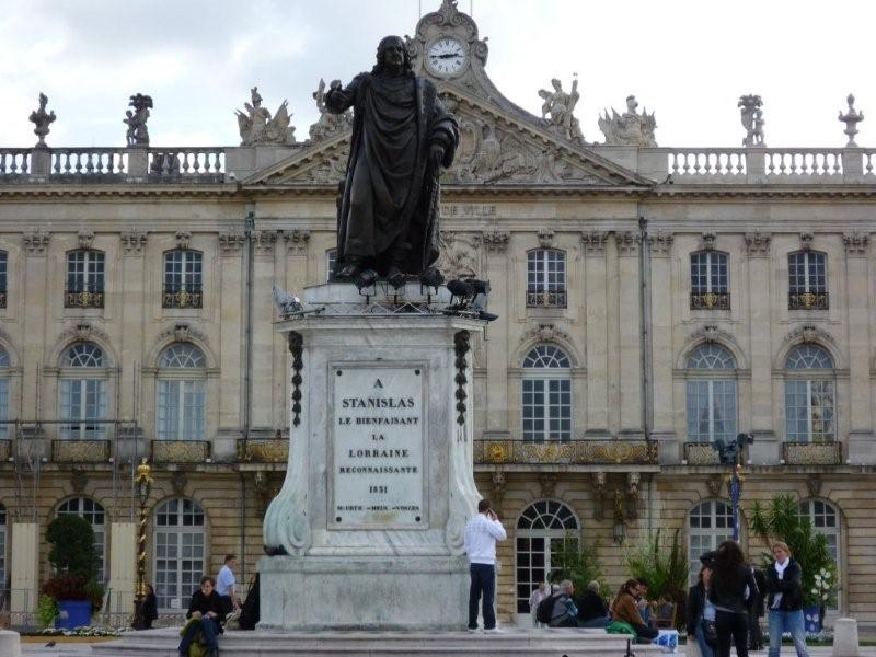 La place Stanislas à Nancy Place_21