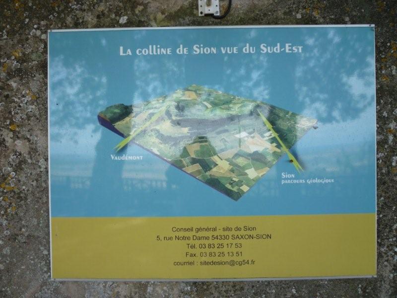 Exposition permanente à Sion Lorraine Sion_d22