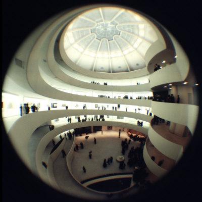 Frank lloyd-Wright : le Musée Guggenheim 10506910