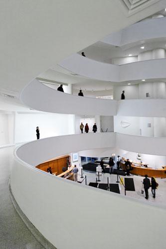 Frank lloyd-Wright : le Musée Guggenheim _mg_6110