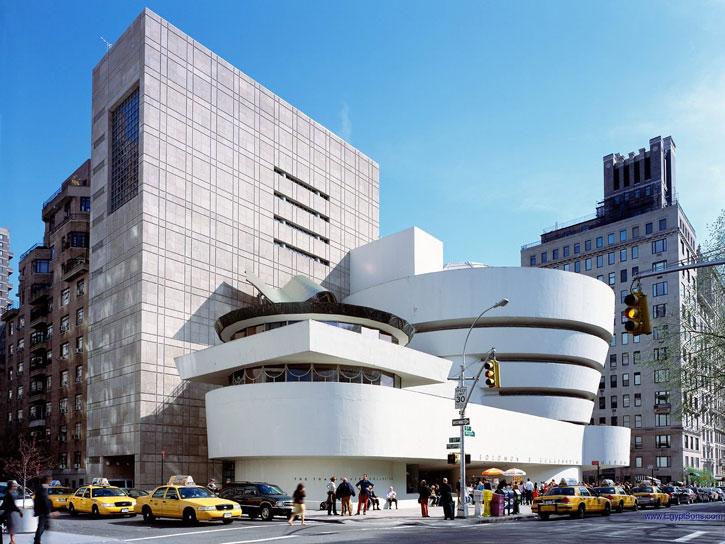 Frank lloyd-Wright : le Musée Guggenheim Frank_10