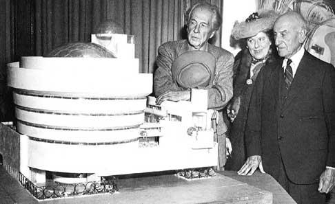 Frank lloyd-Wright : le Musée Guggenheim Lloyd-10