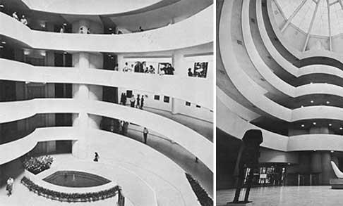 Frank lloyd-Wright : le Musée Guggenheim Lloyd-12