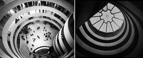 Frank lloyd-Wright : le Musée Guggenheim Lloyd-13