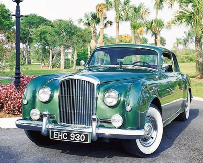 2009 - [Bentley] Mulsanne - Page 2 1955-110