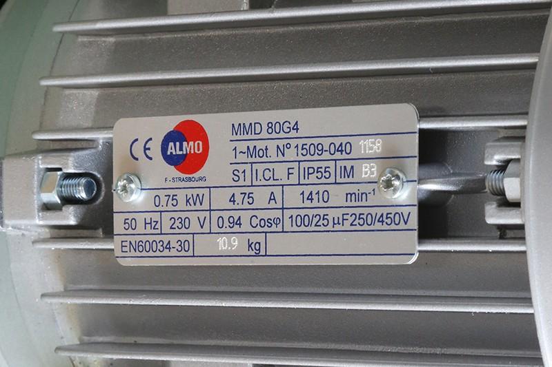 Changement de moteur PAC 12_mar16