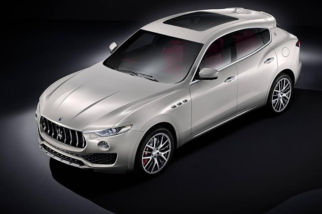 Maserati Levante: il primo SUV della storia del Tridente - Pagina 3 Twitte10