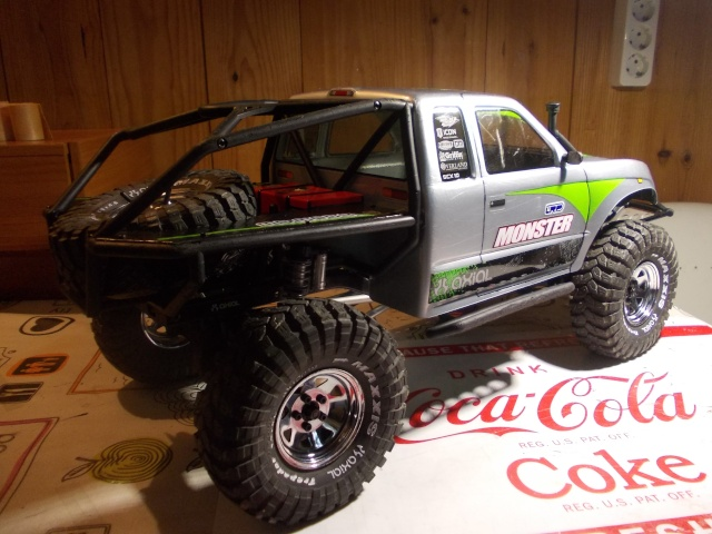 Axial scx10 Jeep Wrangler Unlimited Rubicon KIT - Página 4 Dscn7713