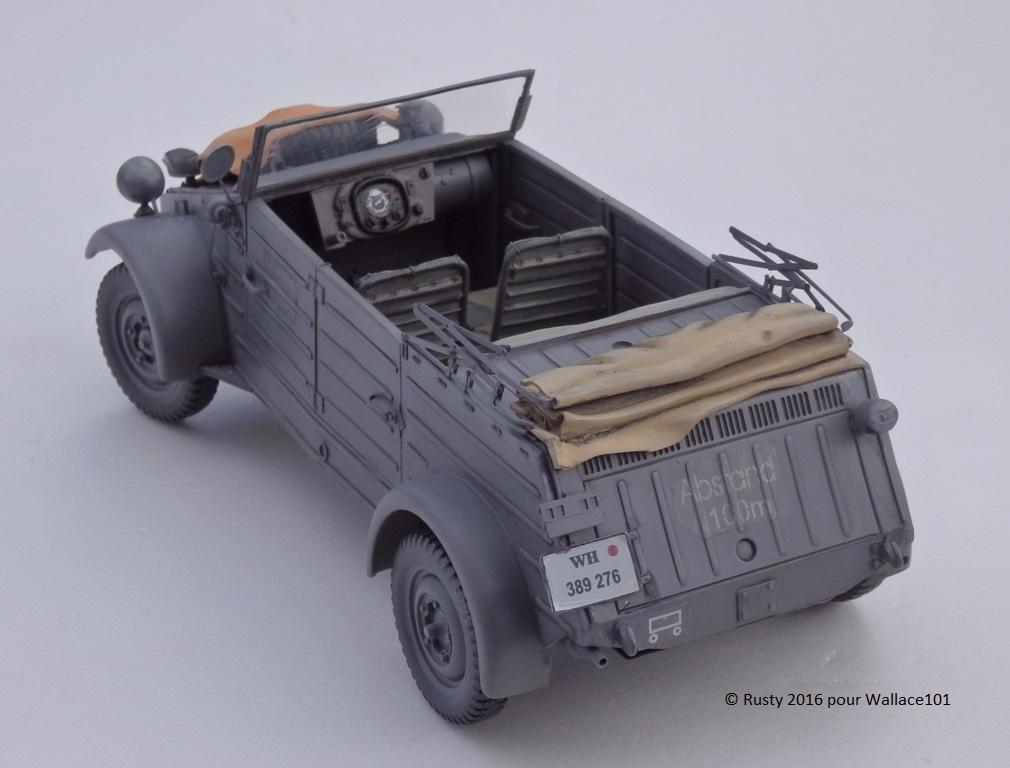Kubelwagen [1/15 VERLINDEN] - Page 6 P3062611
