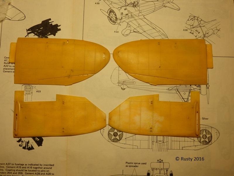 P-26 Peashooter [1/32 Minicraft - Hasegawa] P3132616