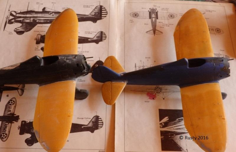 P-26 Peashooter [1/32 Minicraft - Hasegawa] P3192610