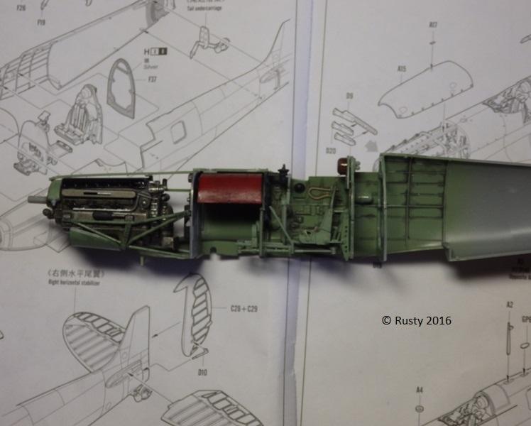 SPITFIRE Mk.Vb TROP [1/32 HOBBY BOSS] P3202610