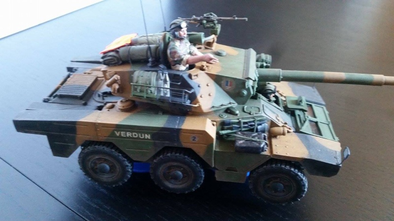 ERC-90 sagaie - opération LICORNE 2002 12736910
