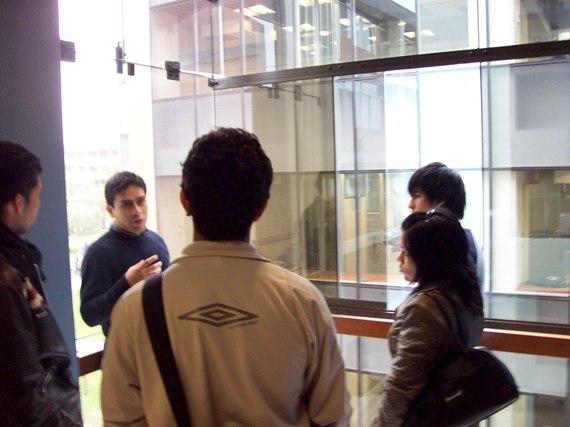 Informe Proyección en la Universidad de Lima B10