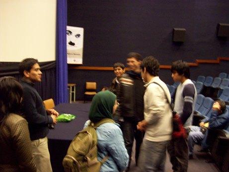 Informe Proyección en la Universidad de Lima F10