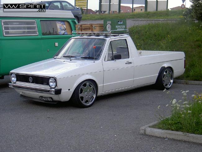 golf MK1 caddy Onevwi10