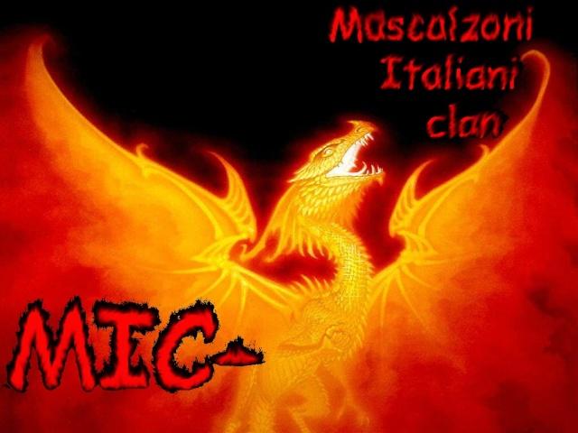 Benvenuti nel forum del clan MIC-
