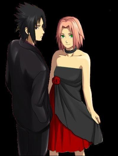 Photos de Sasuke et Sakura Sakura10
