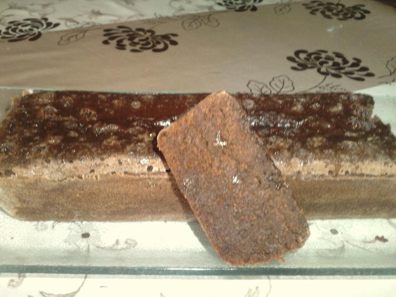 Gateau à base de crème de marron ou chataignes P1911010