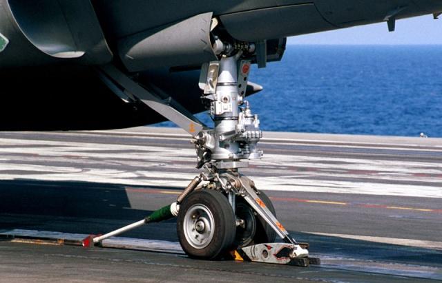 Charles de Gaulle Mission Héraclès 2001-2002 Rafale14