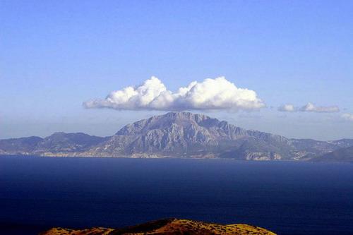 مضيق جبل طارق روعة    610