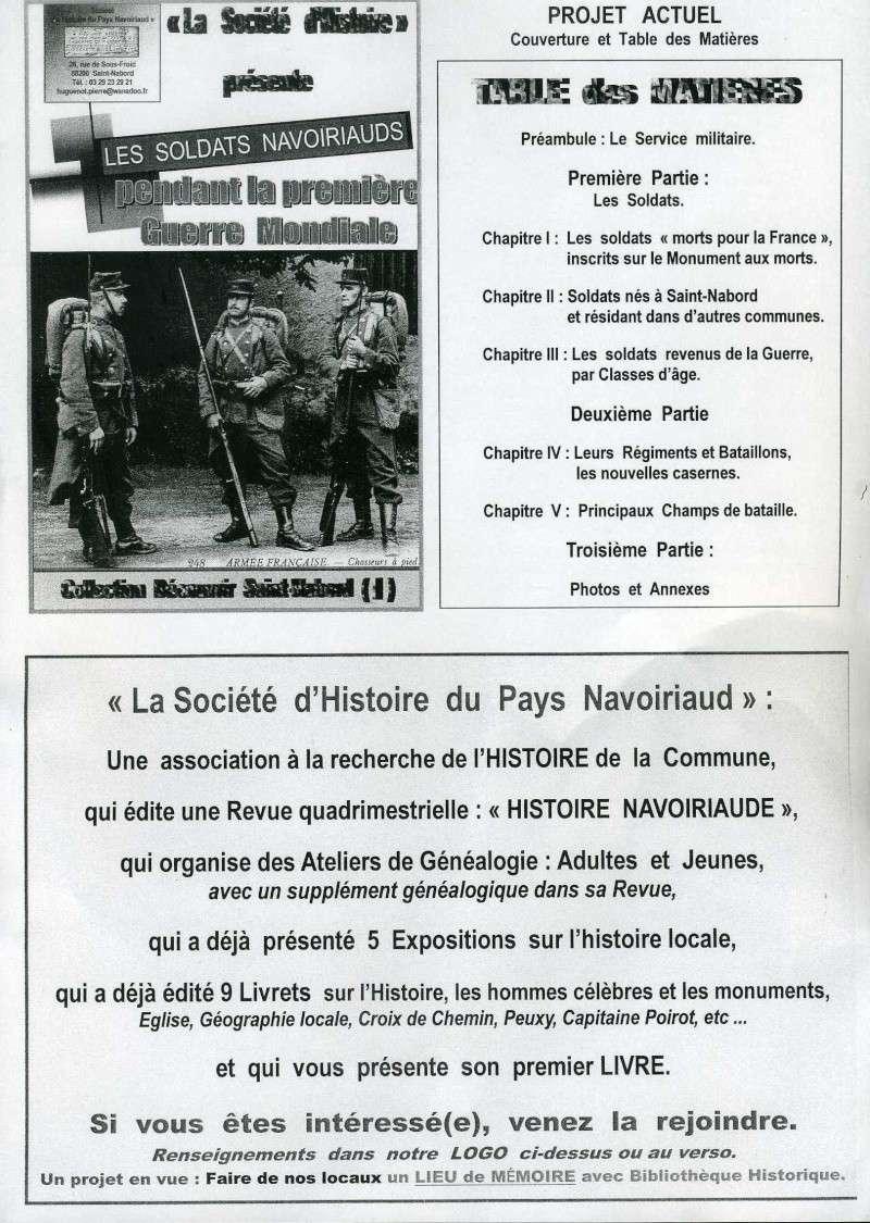 Les soldats navoiriauds pendant la 1ère guerre mondiale Four1512
