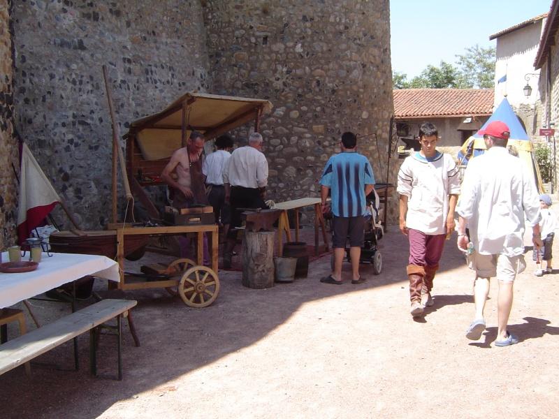 Fête médiévale du château de Montrond les Bains (42) - Page 3 Dsc03023
