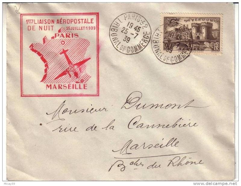 Flugpost Frankreich, wer weiß etwas dazu? 1a11