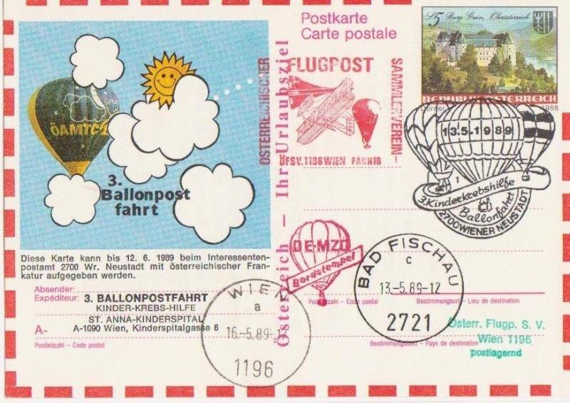 private Zudrucke - Ballonpost Forum120