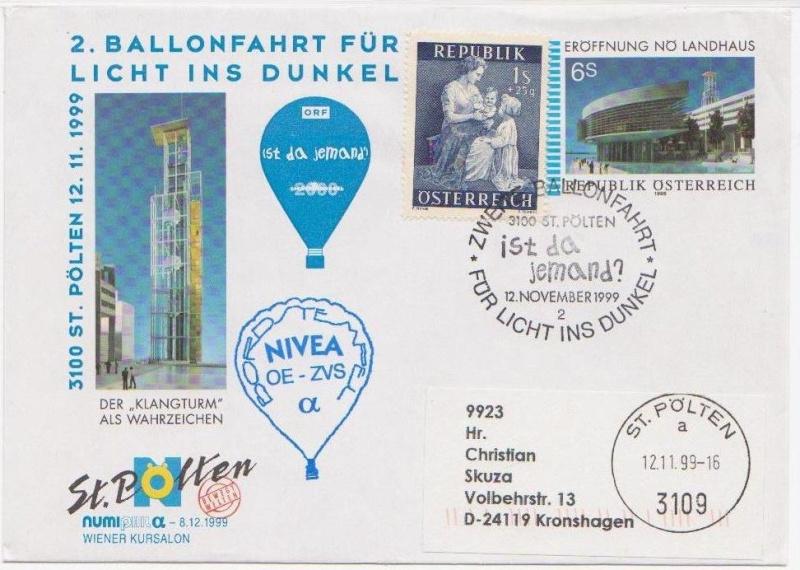 private Zudrucke - Ballonpost Forum121