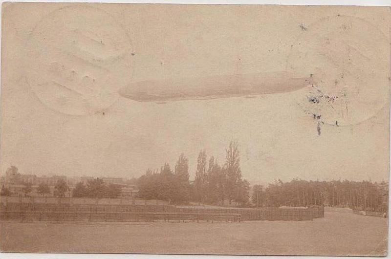 Flugpost 1912 am Rhein und Main Forum_39