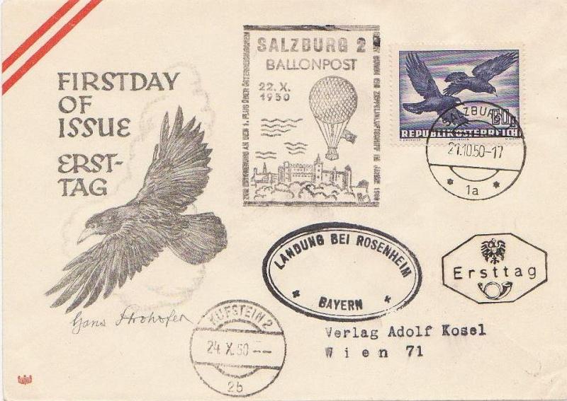 ballonpost - Ballonpostflug Pro Juventute Forum_81