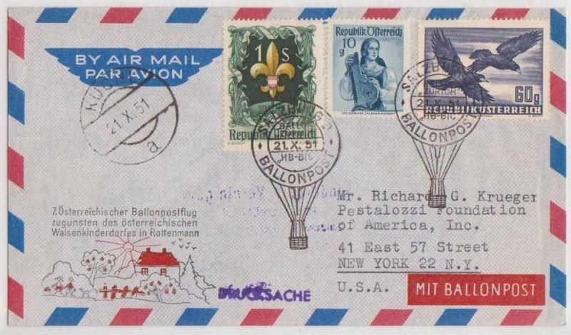 ballonpost - Ballonpostflug Pro Juventute Forum_83