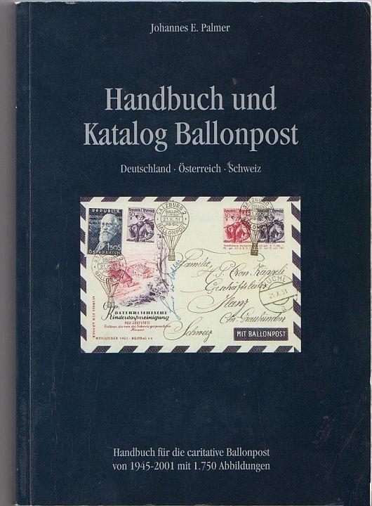 Katalog für Ballonpost Zzzzzz13