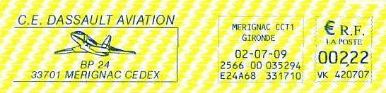 Freistempel mit Flugzeug-Motiven Zzzzzz50