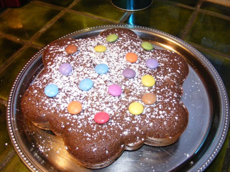 [Sucré] Gâteau au chocolat Oct_2019