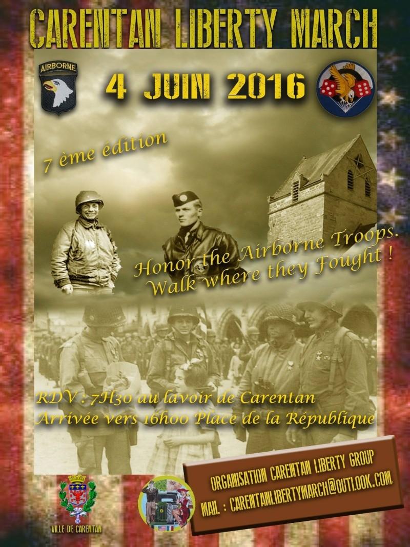Carentan Liberty March 2016 12719510
