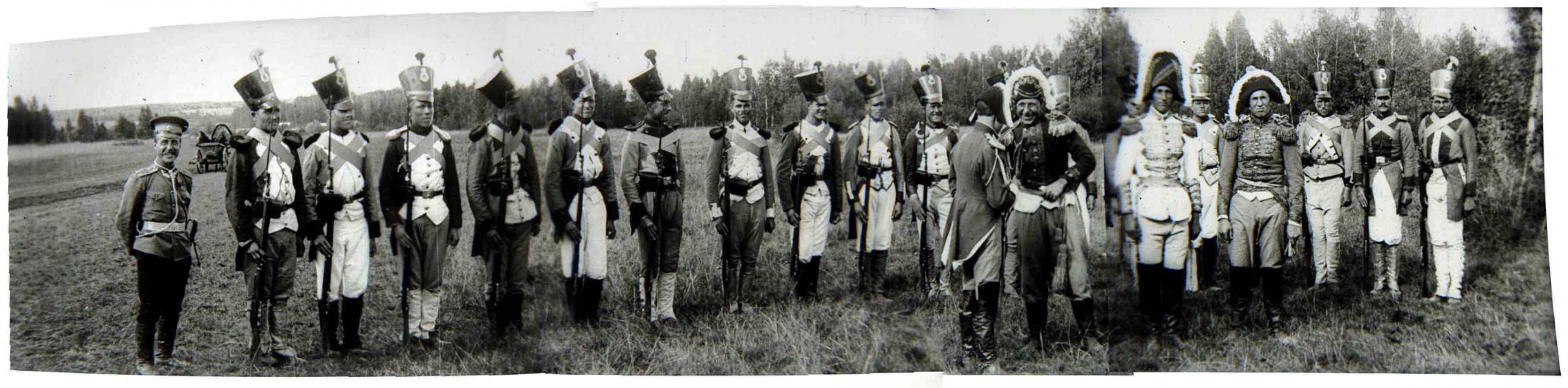 Le centenaire de 1812 en Russie 1264410