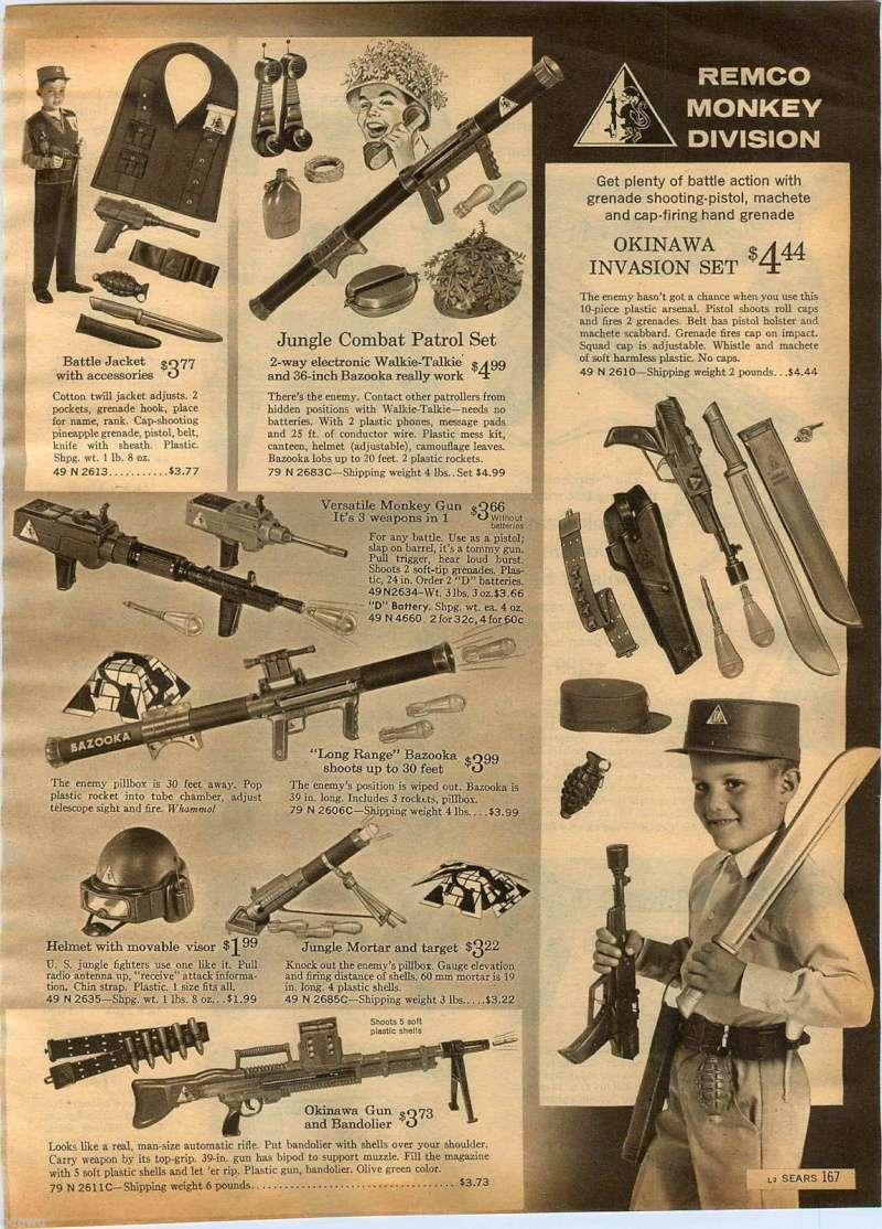 Les jouets militaires en tôle, plastique ou bois. - Page 3 _57_210