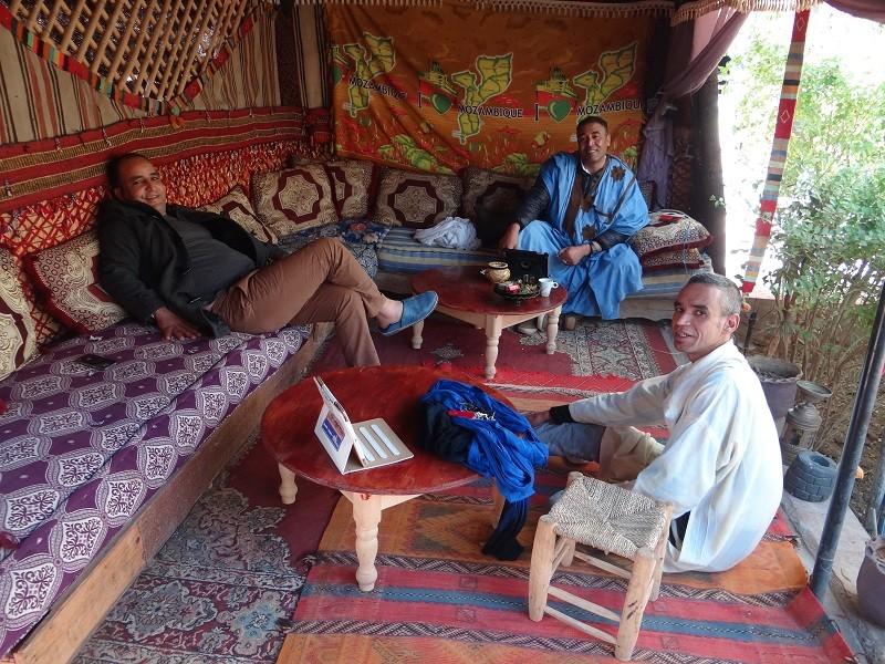[Maroc Camp/Dernières nouvelles]  Zagora : Prends ton temps Dsc02511