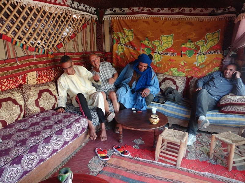[Maroc Camp/Dernières nouvelles]  Zagora : Prends ton temps Dsc02512