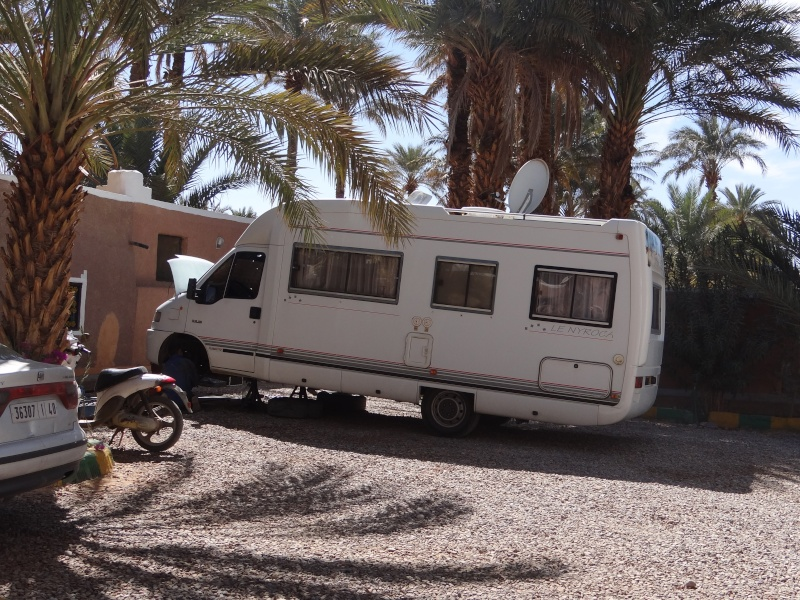 [Maroc Camp/Dernières nouvelles]  Zagora : Prends ton temps Dsc02518