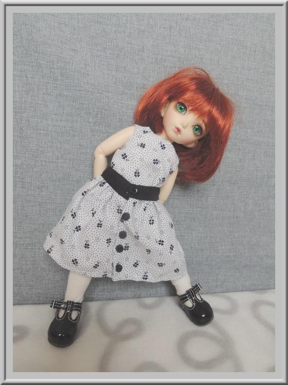 *Les p'tites choses de Coco *Des tenues pour CHLOE* p2 - Page 2 C16