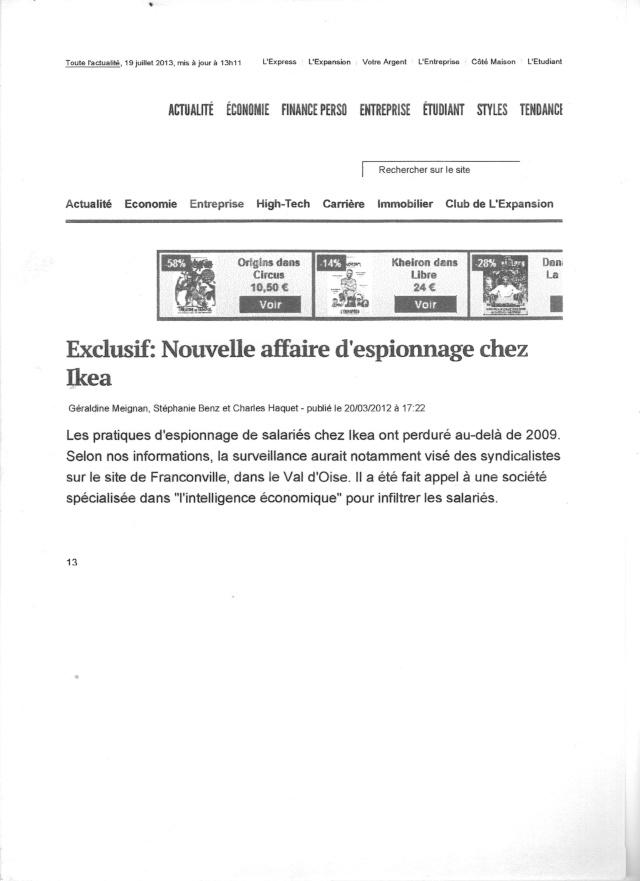 MULTIPLES AFFAIRES - ARNAQUES & MAGOUILLES chez TRA-VEOLIA Villepinte (93) 001_2011