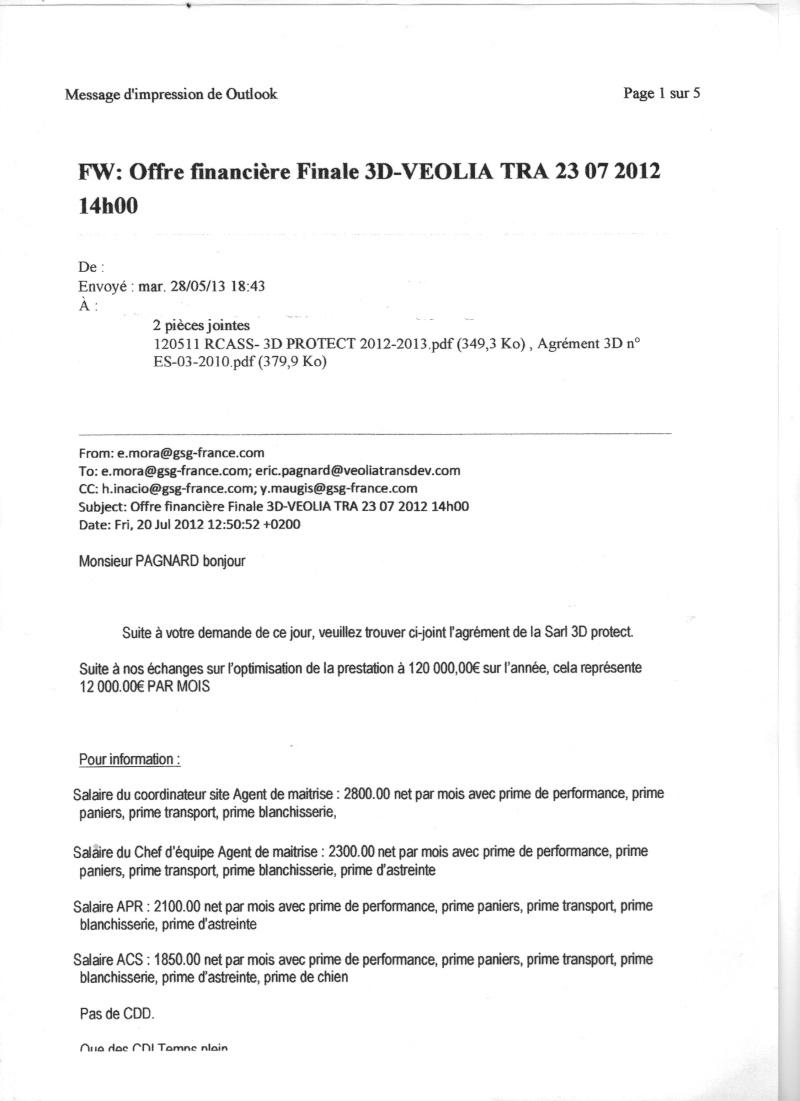 MULTIPLES AFFAIRES - ARNAQUES & MAGOUILLES chez TRA-VEOLIA Villepinte (93) 001_810