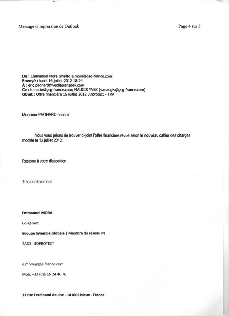 MULTIPLES AFFAIRES - ARNAQUES & MAGOUILLES chez TRA-VEOLIA Villepinte (93) 001_910