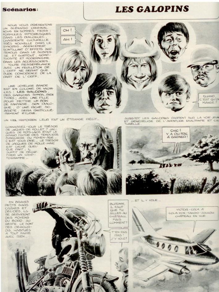 Les dessinateurs peu connus de Pilote, infos et interviews rares - Page 7 Bdpilo10