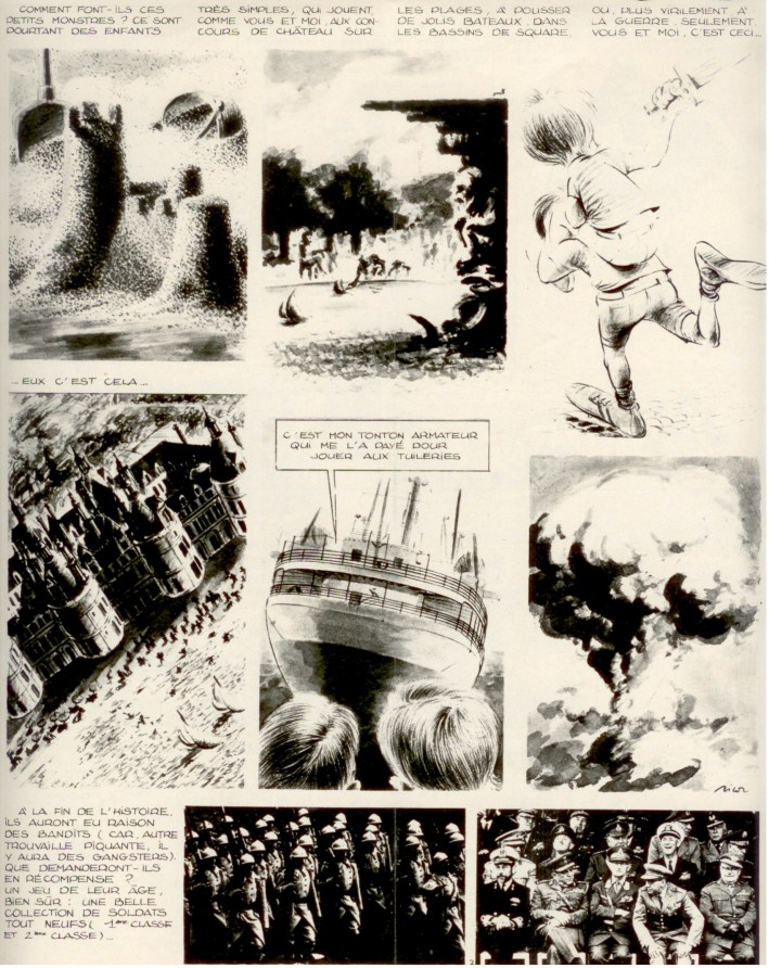 Les dessinateurs peu connus de Pilote, infos et interviews rares - Page 7 Bdpilo11