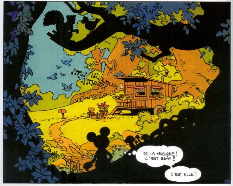 Mickey par Iwerks, Gottfredson et les autres - Page 7 Mickey10