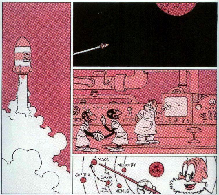 Mickey par Iwerks, Gottfredson et les autres - Page 7 Mickey11